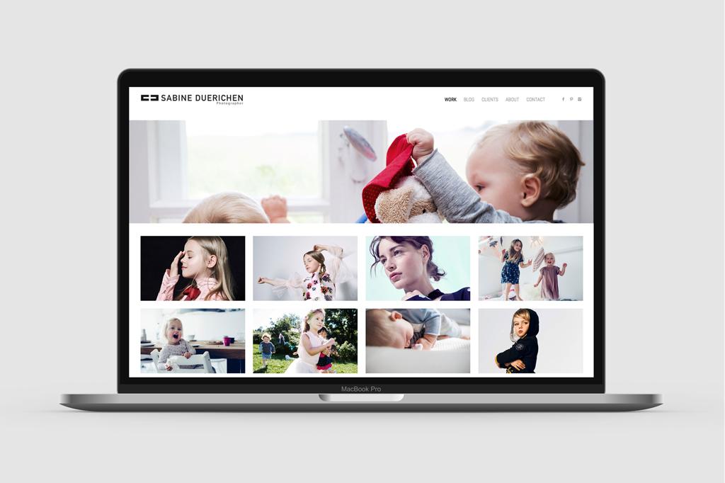 Sabine Duerichen Homepage